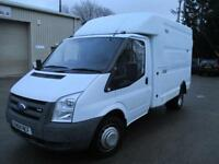 2008 Ford Transit 2.4TDCi Duratorq 100PS 350M 2008 25MY 350 MWB 1 owner ex BT