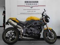 15 REG TRIUMPH SPEED TRIPLE 1050 ABS 94 LIMITED EDITION LOW MILES IMMACULATE