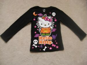 Girl's Halloween Long Sleeve Shirts