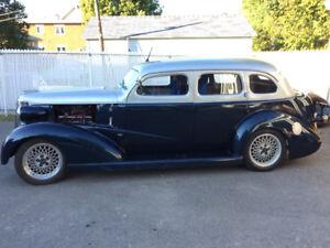 Hot Rod, Chevrolet 1938, Sedan 4 portes