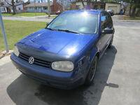 2002 Volkswagen Golf tissue Coupé (2 portes)