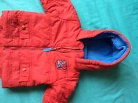 Baby boy's coat, 3-6 months