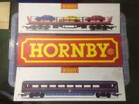 Hornby model railway signs