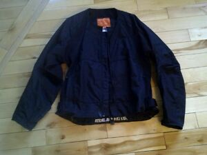 Icon merc textile jacket XXL