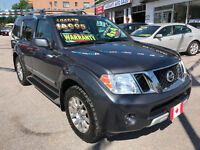 2010 Nissan Pathfinder SE 4X4 7 PASSENGER SUV...MINT COND. City of Toronto Toronto (GTA) Preview