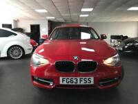 2013 BMW 1 Series 2.0 120d Sport Sports Hatch 3dr Diesel Manual (s/s) (119