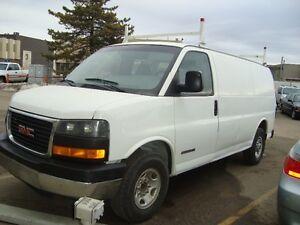 2003 GMC Savana Cargo Van-3500