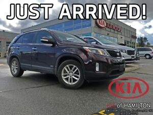 2015 Kia Sorento LX Premium AWD | Low KM | One Owner