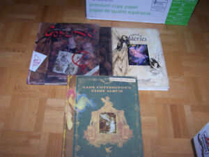 3 large hardcovers BRIAN FROUD books - Goblins- Faeries +++