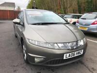 2006 (06) Honda Civic 2.2 Diesel ** New Mot Issued On Purchase **