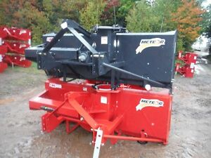 New Snow Blowers In Stock !