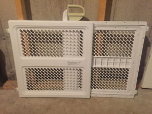 Safety First baby gate for sale