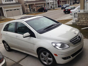 2008 Mercedes B200 SUV 4 cyl low on gas & with inspection Report