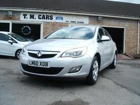2010 60 Vauxhall/Opel Astra 1.4i 16v VVT ES 5d **54k / New MOT**