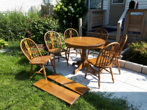 Dining set needs a new home.
