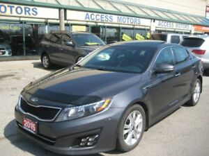 2015 Kia Optima SX, Navigation, Leather, Camera, Extra clean