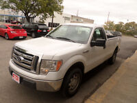 2012 Ford F-150 XL with only 68,500 kms AND WARRANTY