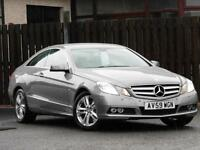 Mercedes-Benz E Class E250 2.1CDI Blueefficiency SE DIESEL MANUAL 2009/59