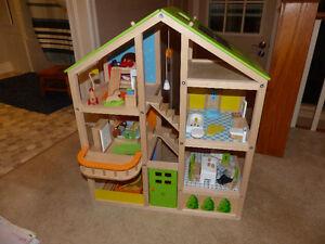 Hape Doll House