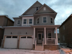 4 br detached 1 yr new house for rent in Bowmanville-Northglen