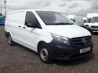 2016 Mercedes-Benz Vito 114 BLUETEC Van Long Diesel white Manual