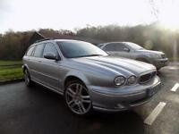 2005 JAGUAR X-TYPE SPORT D ESTATE DIESEL