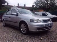 2003 Vauxhall Astra 1.6 SXI - Full M.O.T - Part Exchange - Aylsham Road Affordable Car Centre