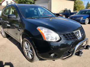 Nissan Rogue S AWD SUV, Mint Condition Low KM Safetied $10500