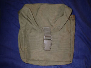 USMC IFAK Pouch - Coyote Brown
