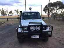 Toyota Landcruiser Turbo Diesel Ute Roma Roma Area Preview
