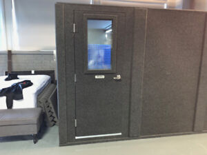 8 x 12 Whisperroom Basically New (Very Discounted Sell Price)