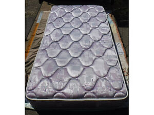 single Chiro-excellence mattress, like new only used when relati