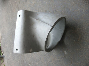 Headlight Housing Nacelle for Harley Davidson Motorcycles