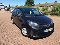 2014 64 plate Toyota Yaris 1.0 LOW MILES