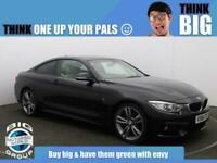 2017 BMW 4 Series 420D M SPORT Auto Coupe Diesel Automatic