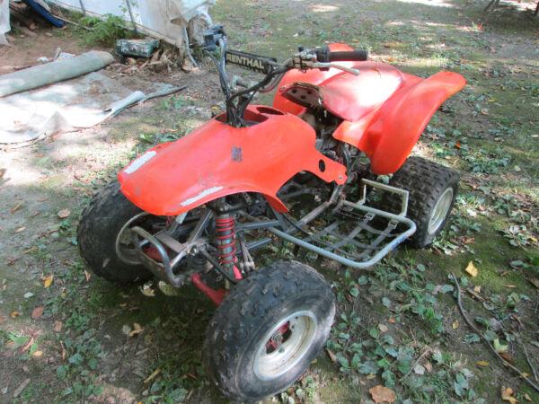 Used 2001 Honda 300 ex