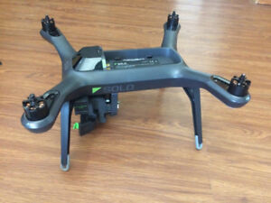 3DR Solo quadcopter, back pack + extras