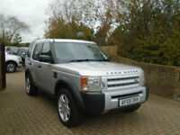 2005 Land Rover Discovery 3 2.7TD V6 ( 7st ) Auto 2005MY