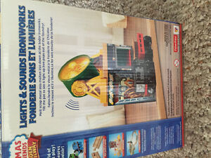 New! Thomas and friends lights & sounds ironworks Kitchener / Waterloo Kitchener Area image 2