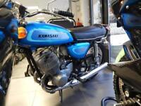 Kawasaki Mach 3 H1 500 1971 Classic