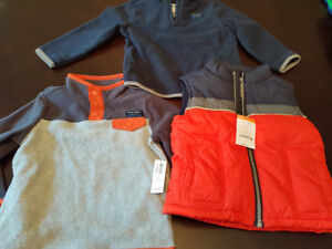 Boys outerwear some new with tags