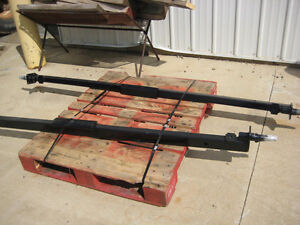 Shorelander   Boat  Axles
