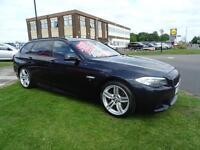 2011 BMW 5 Series 2.0 520d M Sport Touring 5dr