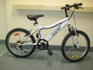 20'' bike CCM FS WITH 6 SPEED front suspension tuned up