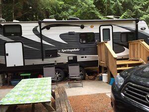 2015 Springdale SRT Trailer 26 feet