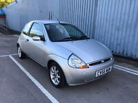 2006 56 Ford KA Zetec Climate - High Spec - 2 Owners - Clio Fiesta C1 REDUCED TO SELL
