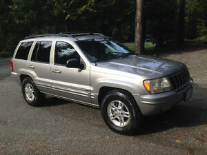 2000 Jeep Grand Cherokee, Quadra Drive
