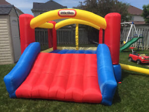 Little Tikes jumping castle for rent!!