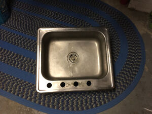 Évier acier inoxydable - stainless sink