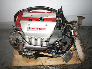 JDM 02-04 Honda Integra Type R K20A 2.0L DOHC i-VTEC Engine 6 Sp